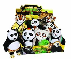 """Joy Toy 05530918cm """"Maestro del Kung Fu Panda 3Shifu Assorted Juguete de peluche , Modelos/colores Surtidos, 1 Unidad"""