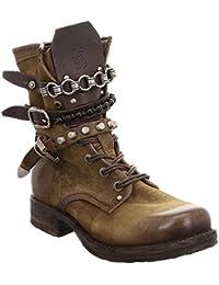 A.S.98 Women's Verti 18 Overknee Boots