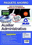 Image de Paquete Ahorro Cuerpo Auxiliar Administrativo de la Junta de Comunidades de Cast