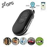 GPS Tracker, TKSTAR Mini Tragbar GPS Tracker Auto LKW Fahrzeug Kinder Baby Ältester Realzeit GPS-Ortung GSM / GPRS / GPS Locator mit SOS helfen Geo-Zaun GPS Verfolger mit Freie APP TK106