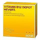 Vitamin B12 Depot Hevert Ampullen 100 stk