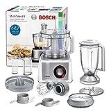 Bosch MCM68840 - Robot de cocina, 1250 W, capacidad de 3.9 litros, color gris y antracita
