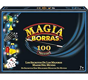 Juego Magia Borras Clásica 100 Trucos de Educa Borras, S.A.U.