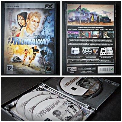 Runaway a road adventure (gioco per pc)