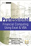 Image de Professional Financial Computing Using Excel and VBA
