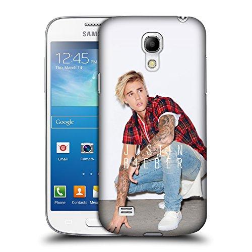 Offizielle Justin Bieber Fotokalender Purpose Ruckseite Hülle für Samsung Galaxy S4 mini I9190 (Justin Bieber Samsung Galaxy S4)