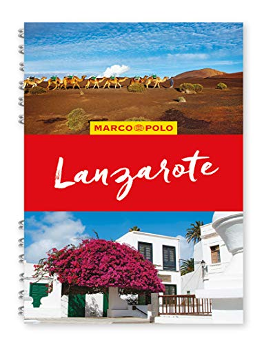 Lanzarote Marco Polo Travel Guide - with pull out map (Marco Polo Guide)