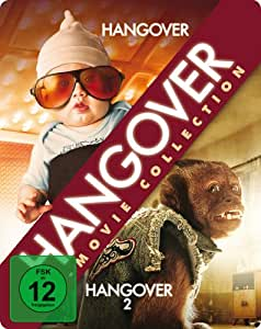 Hangover Movie Collection - Steelbook (Hangover / Hangover 2)  [2 Blu-rays]