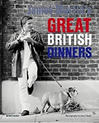 James Martin's Great British Dinners by James Martin (2003-08-14)