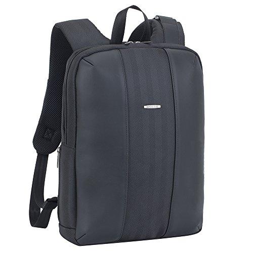 Rivacase Mit dem Trolley-Gurt befestigen Sie den Rucksack leicht und schnell an jedem Rollgepäck