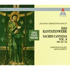 """Cantata No.171 Gott, wie dein Name, so ist auch dein Ruhm BWV171 : II Aria - """"Herr, soweit die Wolken gehen"""" [Tenor]"""
