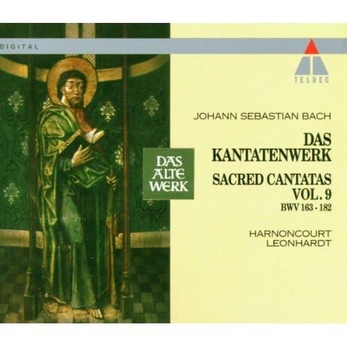 """Cantata No.168 Tue Rechnung! Donnerwort BWV168 : V Aria - """"Herz, zerreiss des Mammons Kette"""" [2 Boy Sopranos]"""