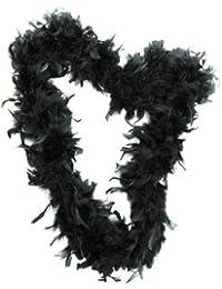 ILoveFancyDress Boa à plumes pour enterrement de vie de jeune fille/déguisement années 20 65g