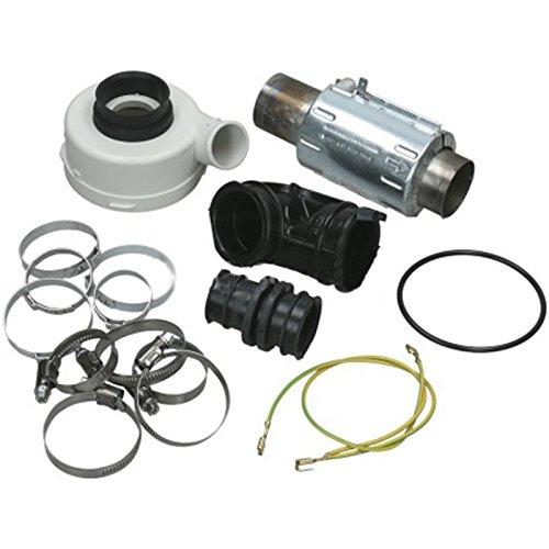spares2go Flow Thru komplett in Line Heizung Element Kit für die KitchenAid Geschirrspüler (Wasser-heizung-kit)