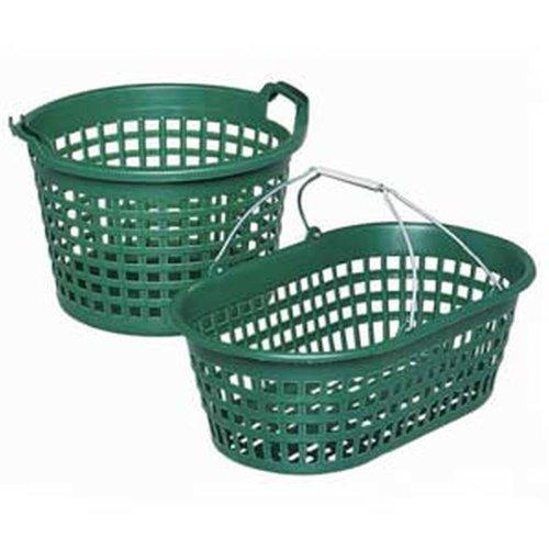 Unimet cesta rotonda di plastica 50 kg