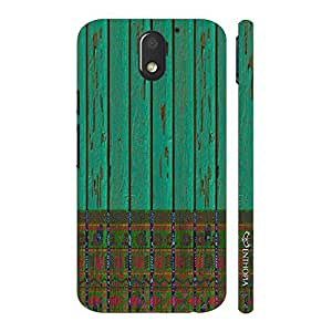 Enthopia Designer Hardshell Case Aztec from Mexico Back Cover for Motorola Moto E3 Power