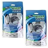 Macht Frisch Waschmaschine Reiniger Tabletten (6 stück packung, Geruch Form Mildrew Entferner)