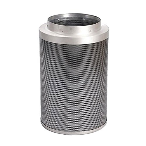 Filtre Anti-Odeur à charbon Pure Factory 500mm 480 m³/h (Ø150mm)