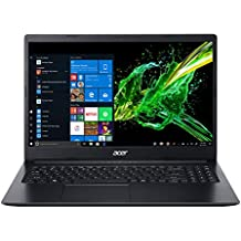 "Acer Aspire 3 Slim A315-22 (A4-9120 , 4GB , 1TB , INT , 15.6""HD , Windows 10, Black) 1.9 Kg Thin and Light"