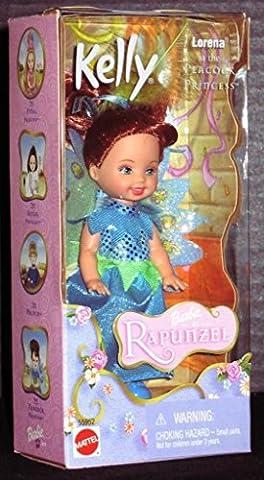 Barbie As Rapunzel Kelly Club Lorena As the Peacock Princess