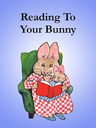 Reading to Your Bunny (Stack Bunny)