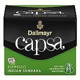 Dallmayr Capsa Espresso Indian Sundara, Nespresso Kapsel, Kaffeekapsel, Espressokapsel, Röstkaffee, 50 Kapseln