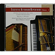 Essential Keyboard Repertoire, Vol 1: 100 Early Intermediate Selections in Their Original Form - Baroque to Modern