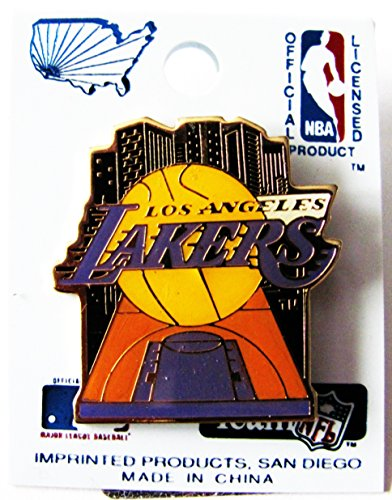 (Los Angeles Lakers - NBA - Pin 32 x 30 mm)
