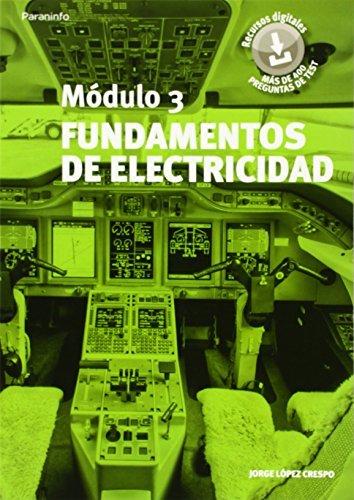 Módulo 3. Fundamentos de Electricidad por JORGE LÓPEZ CRESPO