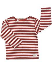 Organics For Kids Baby Shirt mit Streifen