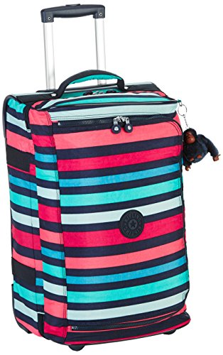 Kipling – TEAGAN S – 39 Litros – Spicy Stripes – (Multi color)