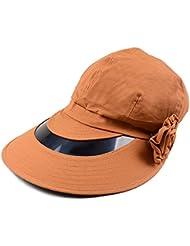 Parasol Verano Sombreros Playa UV Sunscreen verano cool Cap