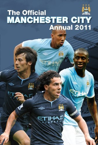 Official Manchester City FC Annual 2011 by Misc (2010-10-01)