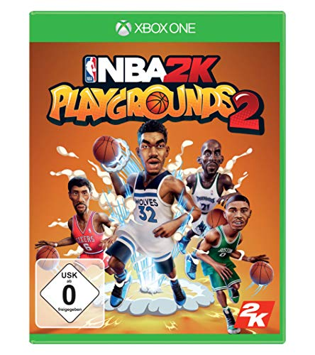 NBA 2K Playgrounds 2 - [USK] [Xbox One]