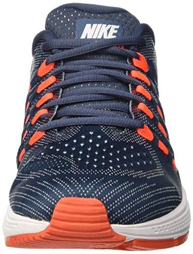 Nike Herren Air Zoom Vomero 11 Gymnastik Mehrfarbig (Squadron Blue/White- Blue Grey ...