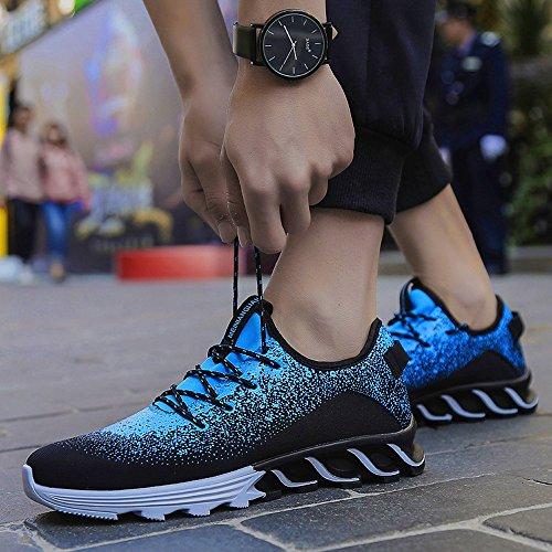 XIANV Sneakers Basses Homme Bleu