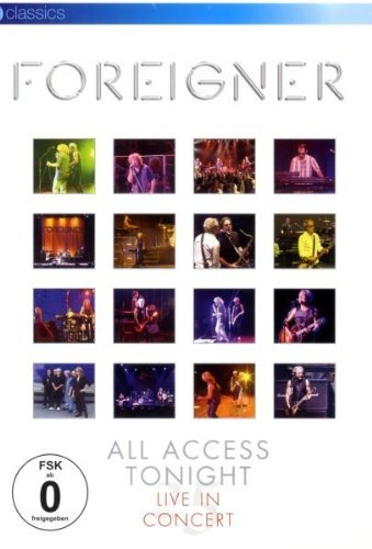 Foreigner - 25: All Access Tonight Preisvergleich