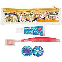 Foramen - Cepillo y pasta de dientes - Colores Surtidos