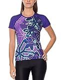 iQ-UV Damen Uv Shirt Loose Fit Colorido T
