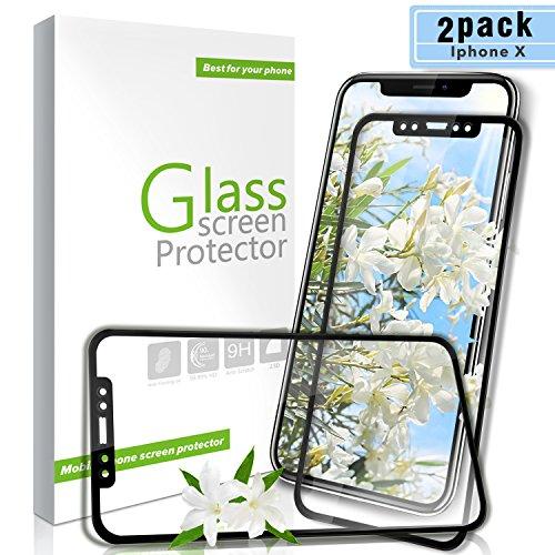 Mejor Protector de Pantalla Barato iPhone X