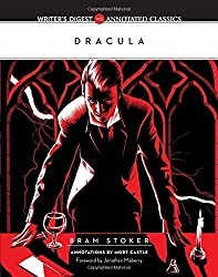 Dracula: Writer's Digest Annotated Classics by Bram Stoker (2014-08-07)