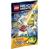 LEGO Nexo Knights Combo NEXO Powers Wave 1 70372 Building Kit (10 Piece)