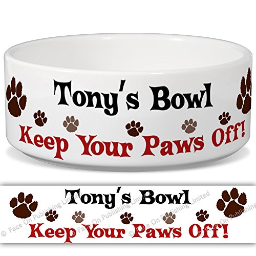 tonys-bowl-keep-your-paws-off-personalised-name-ceramic-pet-food-bowl-155mm-x-60mm-small