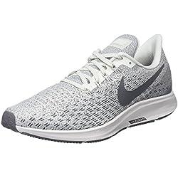 Nike Air Zoom Pegasus 35, Zapatillas de Running para Hombre, Gris,