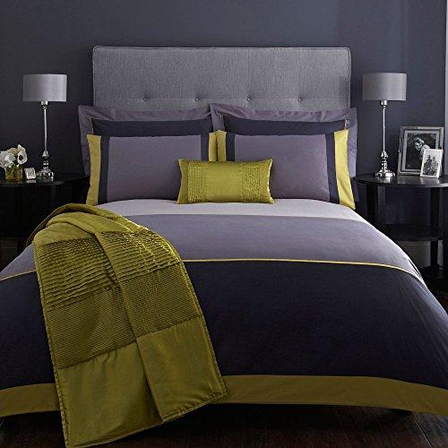 j-by-jasper-conran-motivo-maddoxbiancheria-da-letto-colore-blu-navy-cotone-blu-super-king