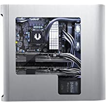 BitFenix BFC-PAN-300-KSWN1-RP - Pandora Core Micro-ATX Case - Silver Windowed by BitFenix