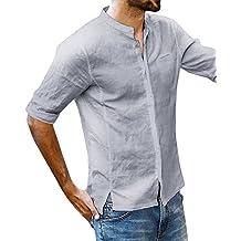 premium selection aee13 d7de3 Suchergebnis auf Amazon.de für: hemden stehkragen kurzarm
