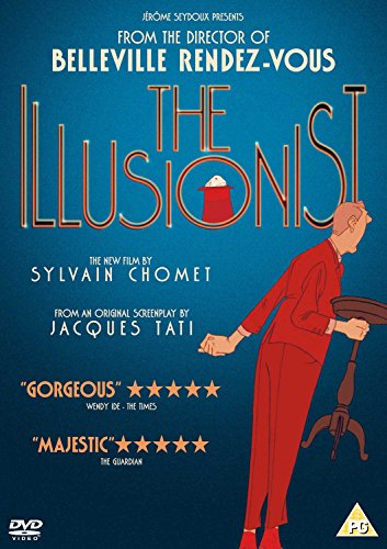 The Illusionist [DVD] [2010]