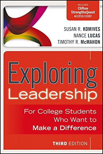 [Exploring Leadership: for College Students Who Want to Make a Difference] (By: Susan R. Komives) [published: May, 2013]