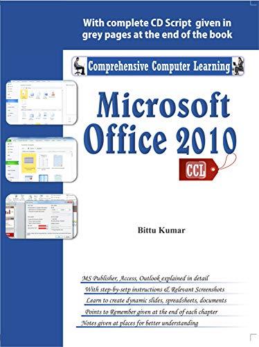 Office ebook ms 2010
